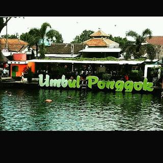 Wisata Umbul Ponggok