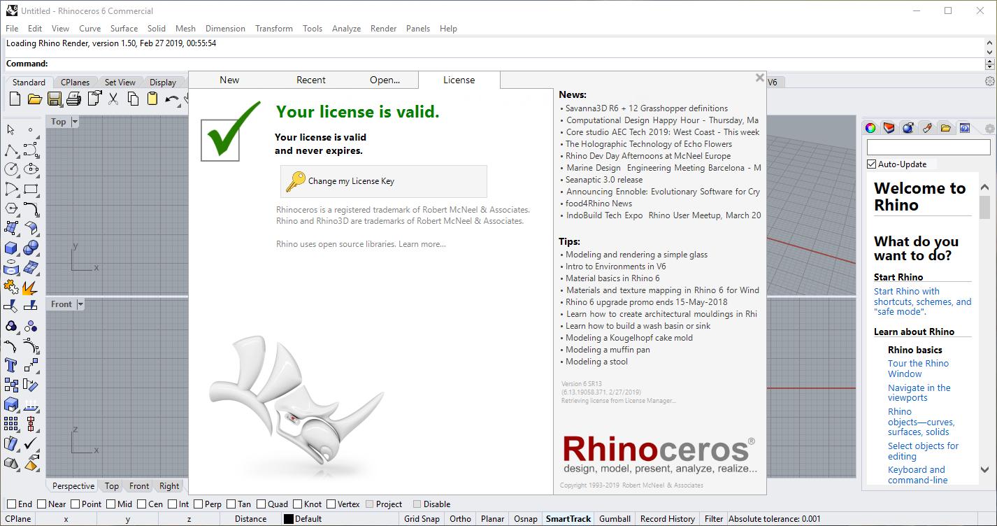 Rhinoceros v6 13 19058 00371 Multilingual (x64) ~ MSF  