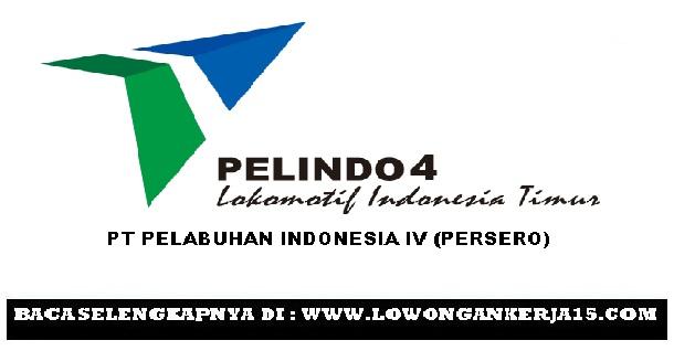 Lowongan kerja Pelindo IV (Persero) Tahun 2017