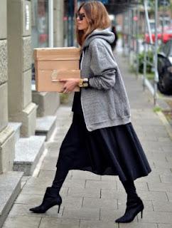 Tips Fashion Jaket Hoodie Wanita