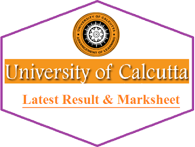 Calcutta University Result 2019