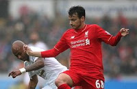 Swansea City vs Liverpool 3-1