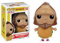 Funko Pop! Beefsquatch