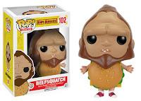 Funko Pop! Beefsquatch