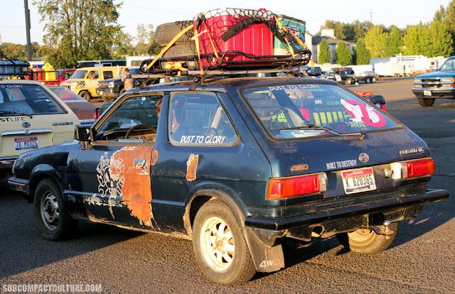 Subaru hatchback