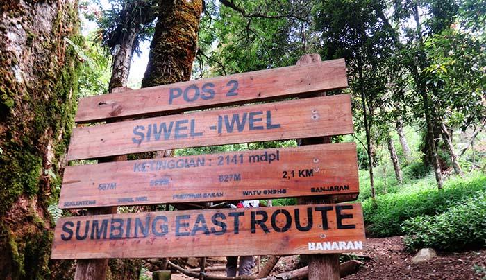 Pos 2 Siwel-iwel