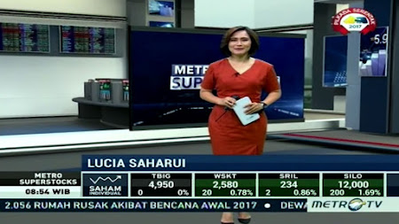 Frekuensi siaran Metro TV di satelit Koreasat 7 Terbaru
