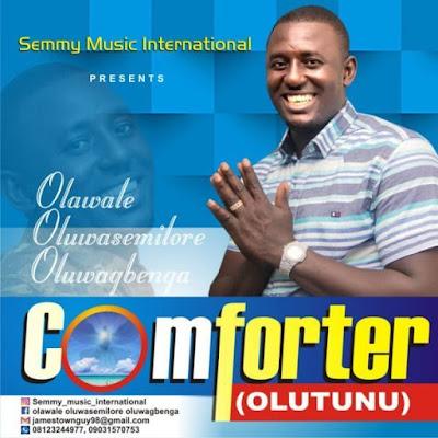 Semmy Music – Comforter [Olutunu]