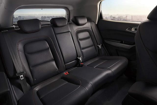 Caoa Chery Tiggo 5X - interior