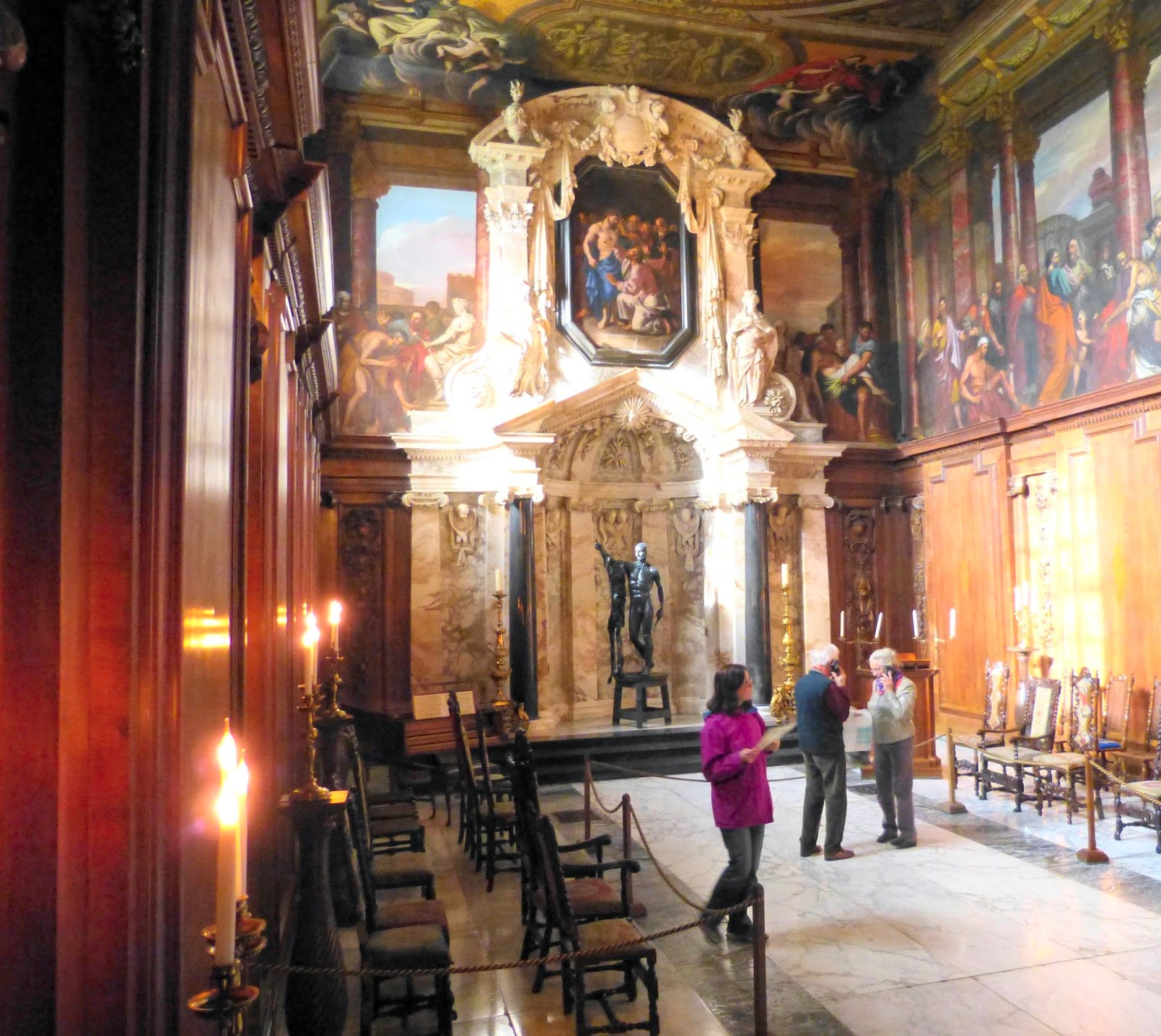 The Chapel, Chatsworth