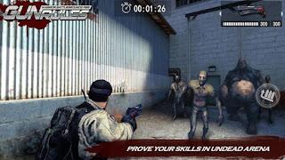 تحميل لعبة Gun Rules : Warrior Battlegrounds Fire مهكرة للاندرويد