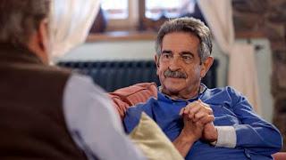 Bertín y Miguel Angel Revilla hoy en Mi casa es la tuya