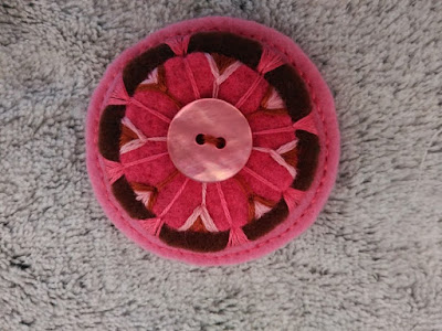 fieltro, broche, bordado, felt, brooch, embroidery, feutrine, broderie