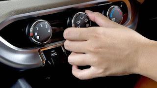 desligar ar condionado do carro