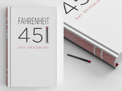 Meme de humor sobre Fahrenheit 451