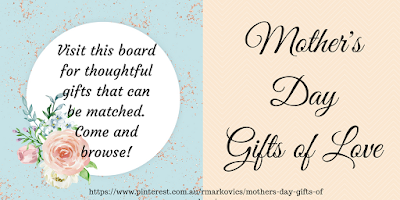 Mother's Day Gifts of Love