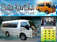 Jadwal Travel Duta Kartika Surabaya ke Jogja