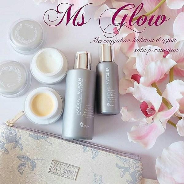 Bahaya Ms Glow Jika Terus Digunakan