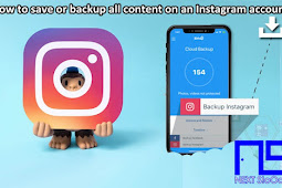 How to Save or Backup All Content on an Instagram Account