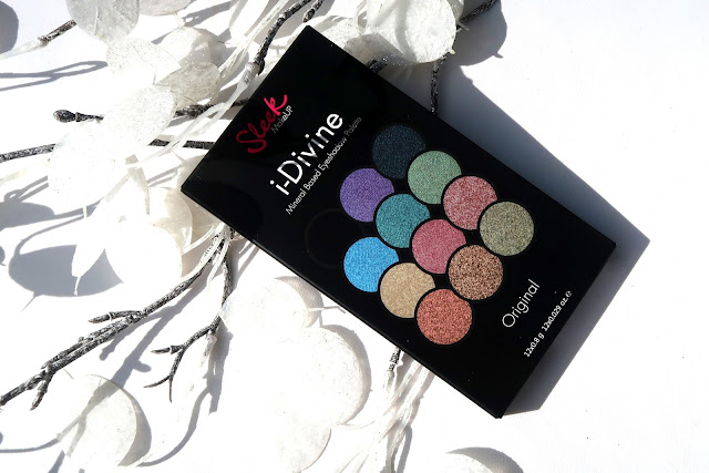 Sleek i-Divine Original Palette