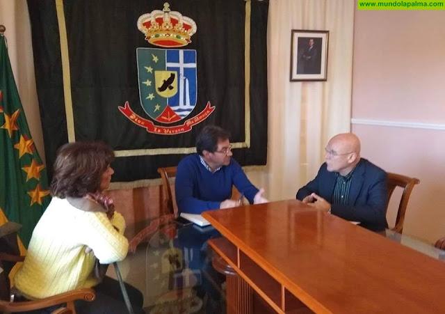El Ayuntamiento de Puntallana, al día con las quejas del Diputado del Común