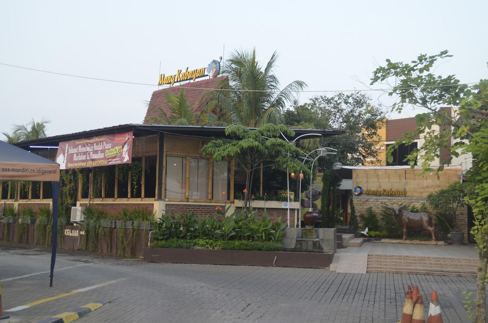 Sakan Sunda Khas Sunda Mang Kabayan Ma