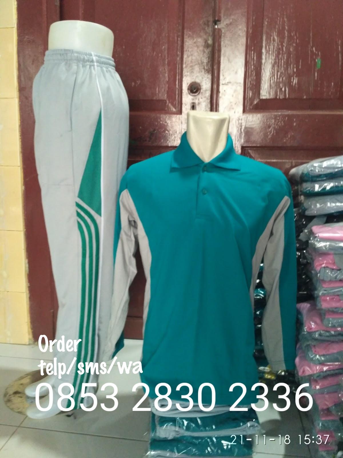 Jual Jaket Kaos Olahraga Celana Training Konveksi