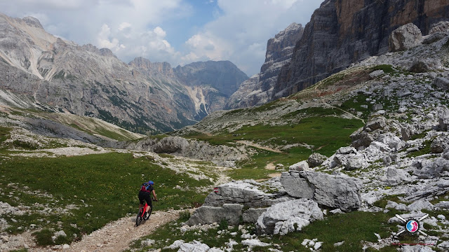 Trail Cortina Mountainbike - Travenanzes
