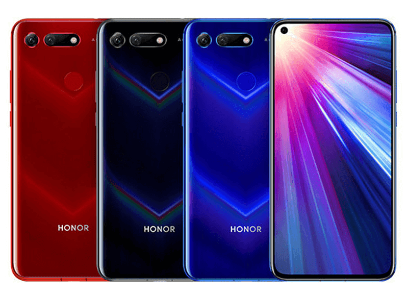 Honor V20 with Kirin 980, 25MP In-Screen selfie cam, and 48MP main cam announced!