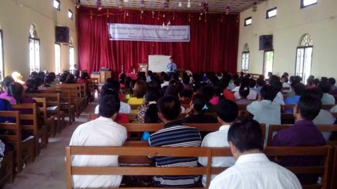 Hmarbiel-ah Joint Naupang Sunday School Union Seminar nei | VIRTHLI