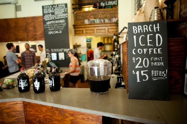 Melhores cafeterias em Nova York