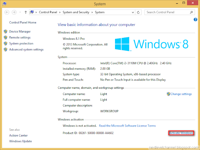 windows 8 1 phone activation key