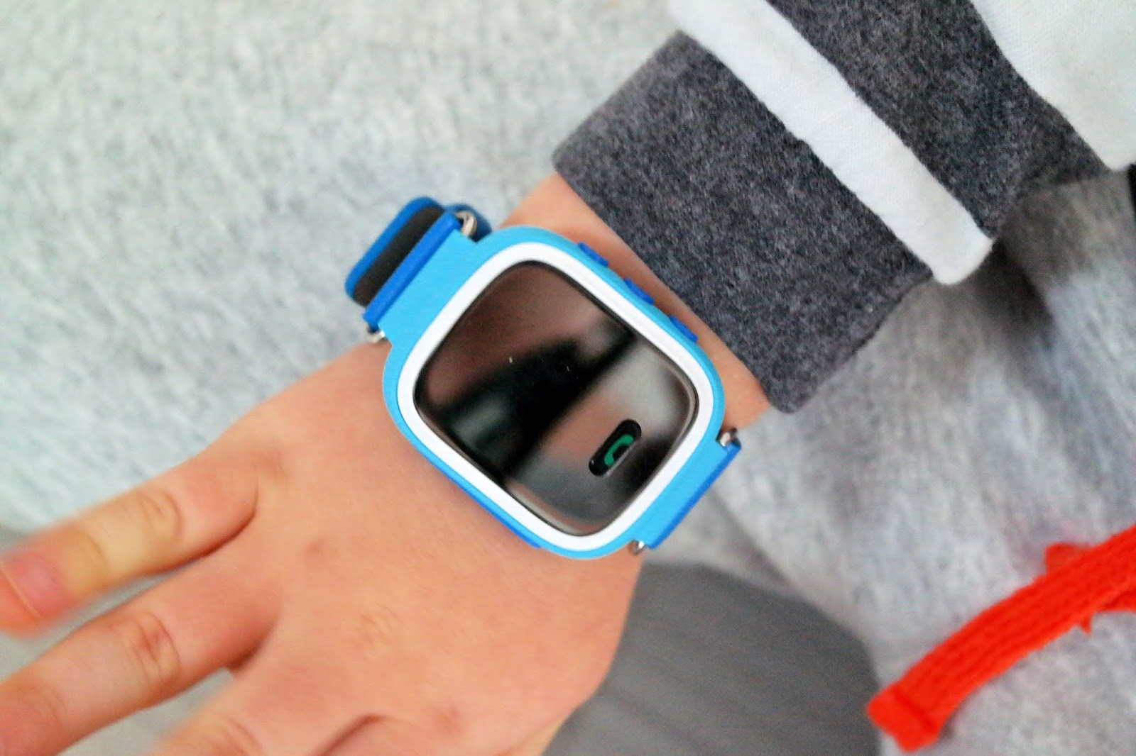 zegarek smartfon
