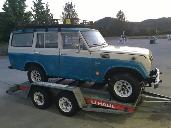 1969 Toyota FJ55 Land Cruiser