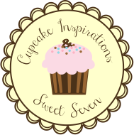 Cupcake Inspirations - Sweet Seven