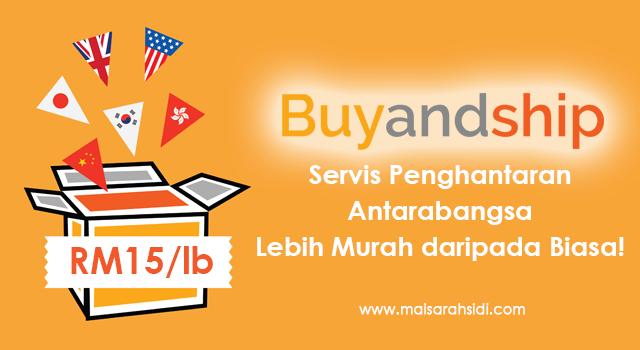BuyandShip, Servis penghantaran antarabangsa murah