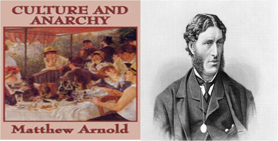 mathew arnold culture and anarchy Matthew arnold's quotes in this page matthew arnold quotes matthew arnold (1822-1888), british poet, critic culture and anarchy, preface (1859).