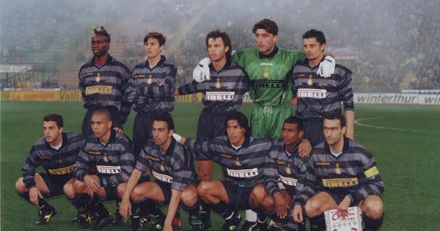 Copa da UEFA  1997-1998: o tricampeonato da Internazionale