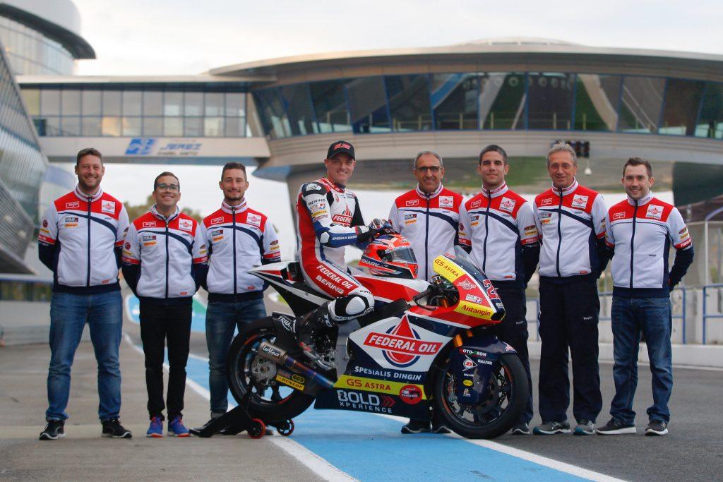 Federal Oil Gresini Moto2 Punya Target Juara Dunia Bersama Sam Lowes