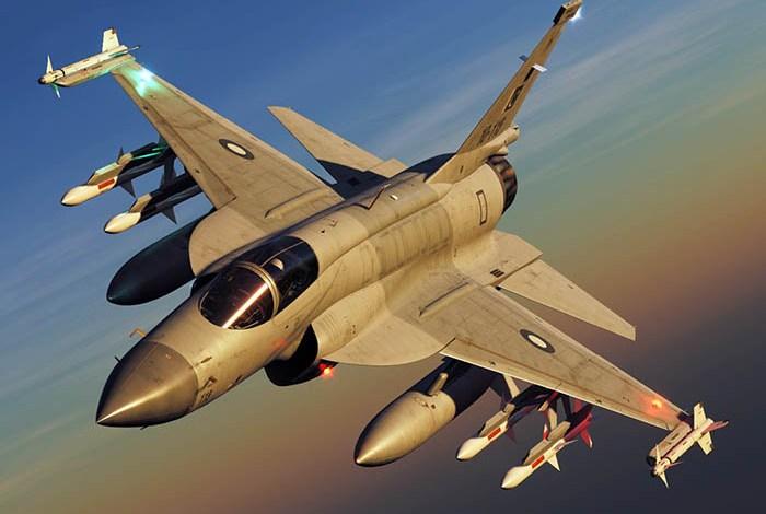 Україна розглядає придбання пакистансько-китайських винищувачів JF-17 Block III