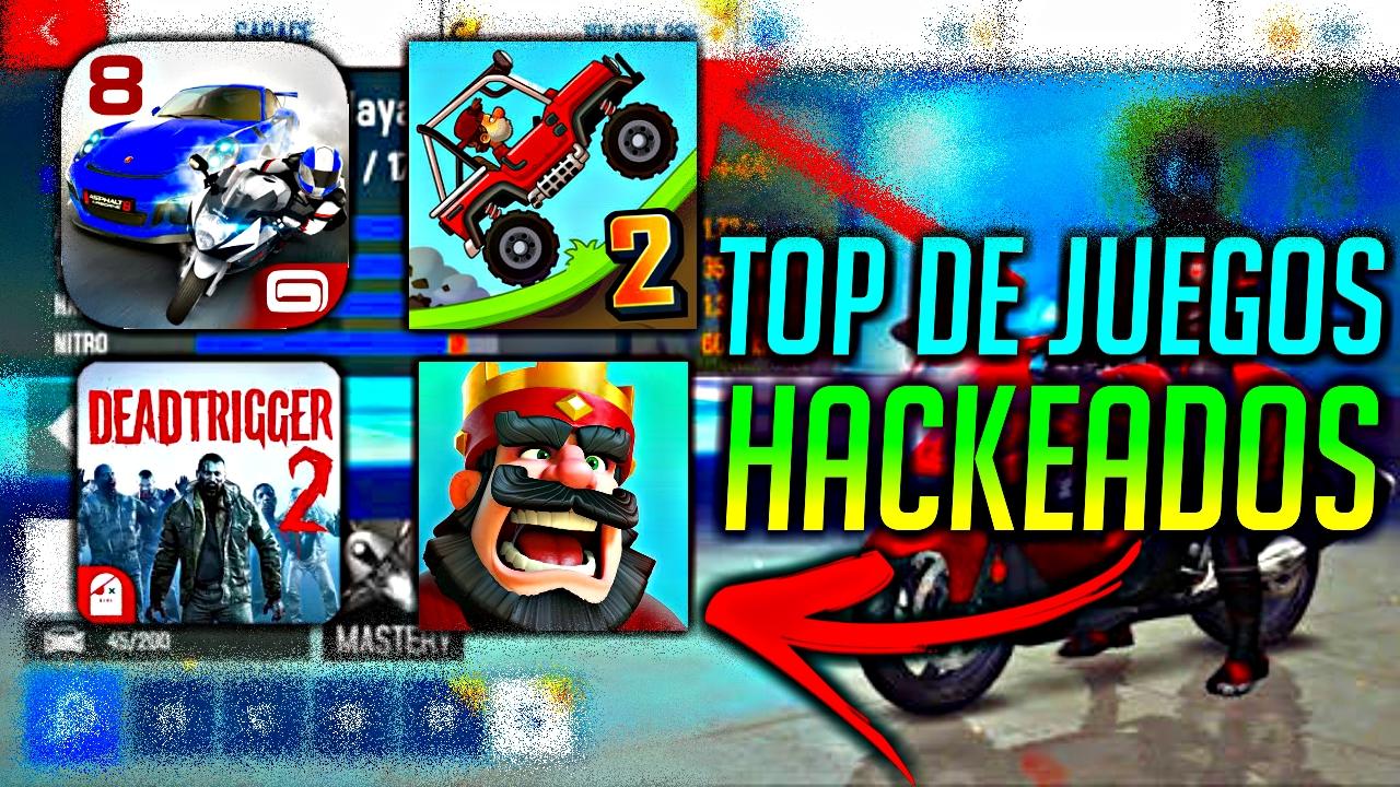Descarga Juegos Y Apps Luiscrakk Top Juegos Hackeados Para