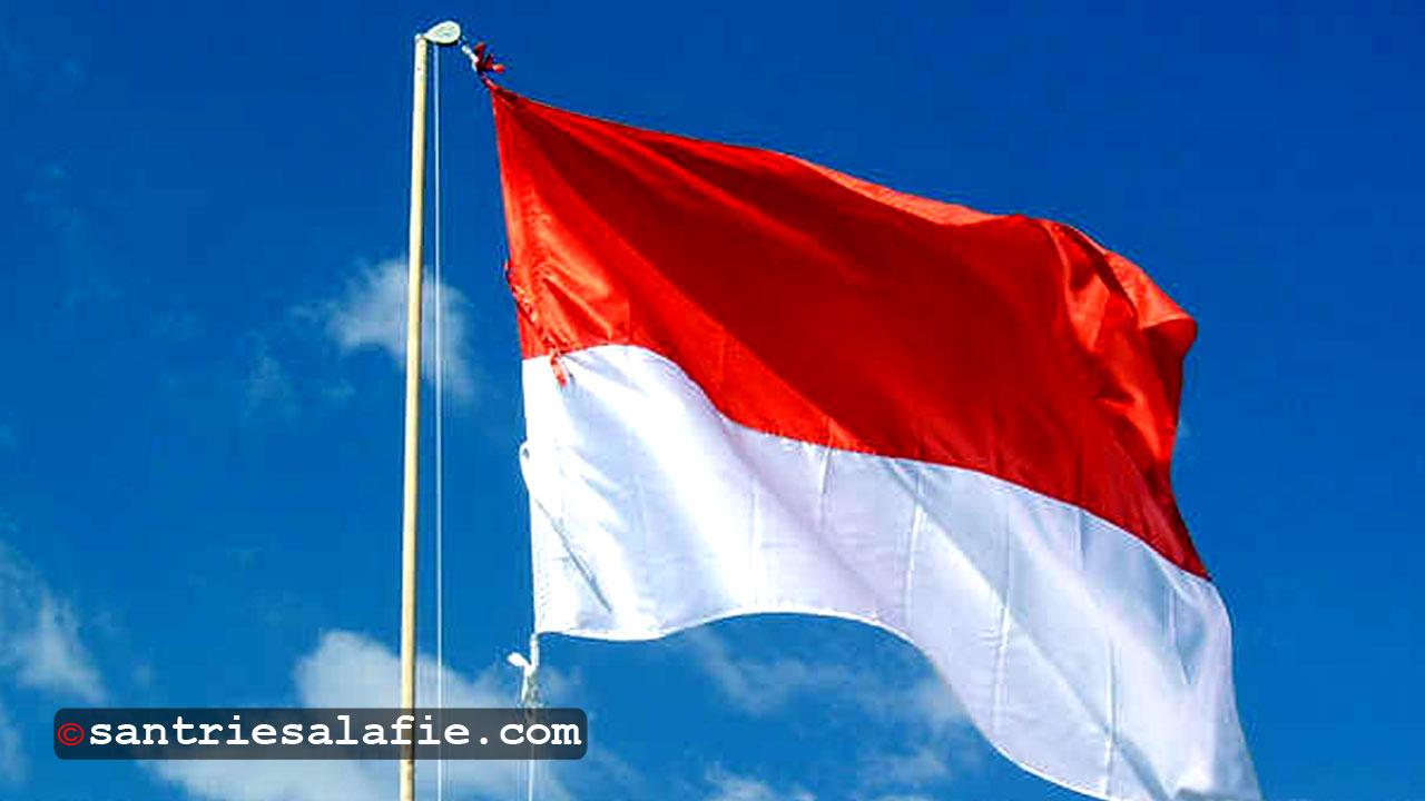 Kumpulan Ucapan Selamat HUT Republik Indonesia Terbaru by Santrie Salafie