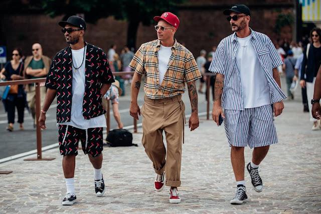 Street Style Semakin Digandrungi Milenial