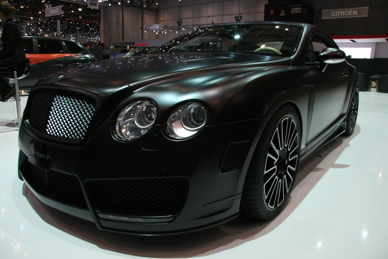 voitures et automobiles la bentley continental gt speed. Black Bedroom Furniture Sets. Home Design Ideas