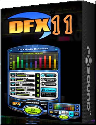 dfx version 11.106 -