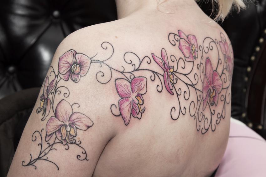 Köynnös Tatuointi