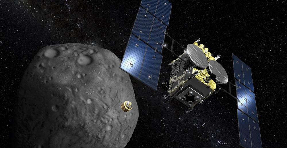 hayabusa space mission - photo #20