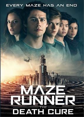 Maze Runner: The Death Cure [2017] Final [NTSC/DVDR] Ingles, Español Latino