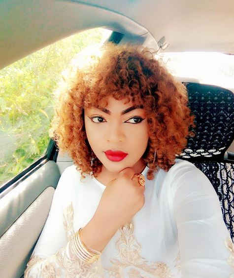 Blessing Ofoegbu wants a man richer than femi otedola