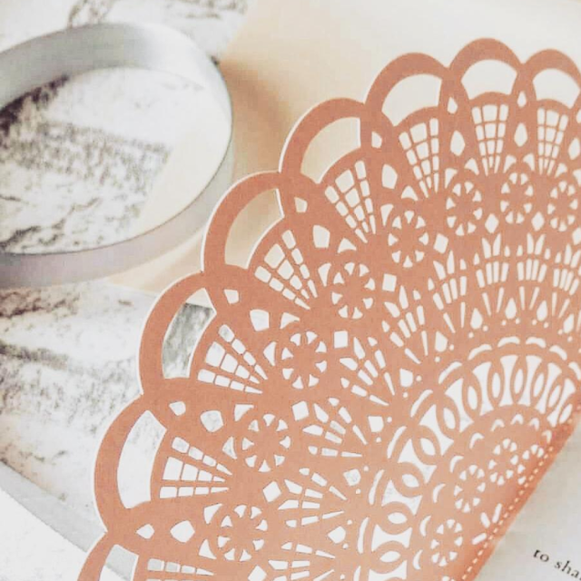 Wrapped Style Laser Cut Wedding Cards Printing